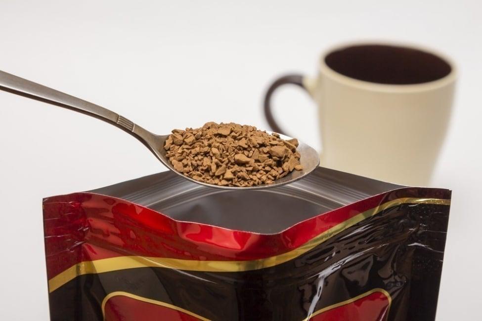 Es bueno el cafe instantaneo