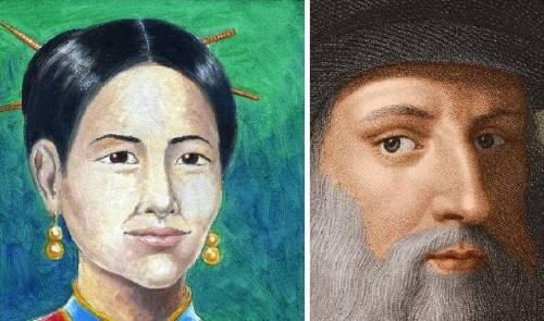 Esta es la olvidada mujer genio que superó a Da Vinci y la historia la ignoró