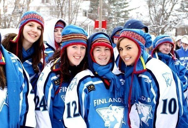 En el último informe, Filandia encabeza la lista como el país más feliz del mundo.