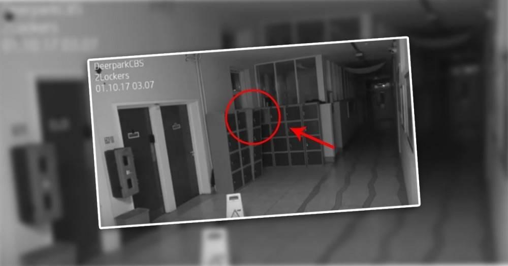 ¿Crees en los fantasmas? Este video quizás te convenza