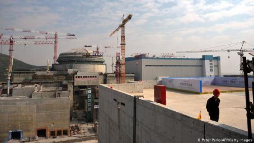 Estados Unidos evalúa una posible fuga radioactiva en una planta nuclear de Chin
