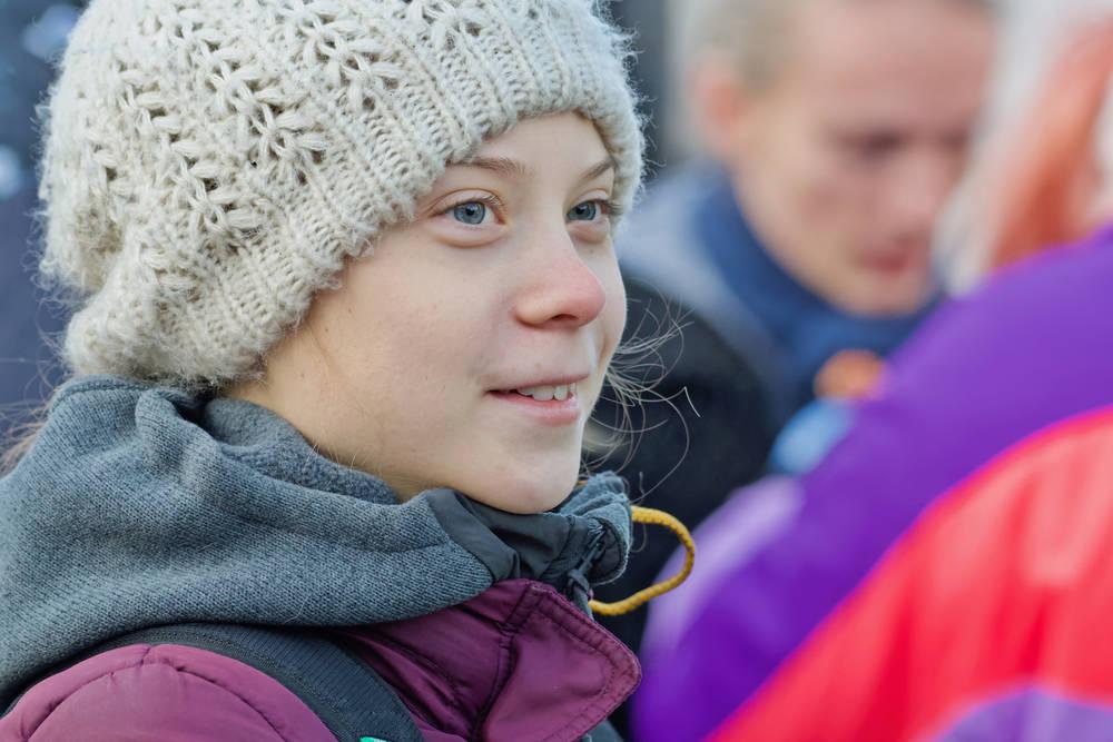 Lanzarán una serie documental sobre Greta Thunberg