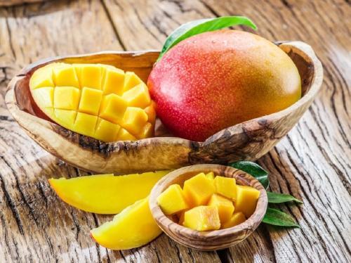 Descubren que la cáscara de mango contiene propiedades cicatrizantes