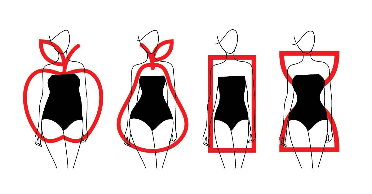 Qué dice la forma de tu cuerpo sobre tu salud