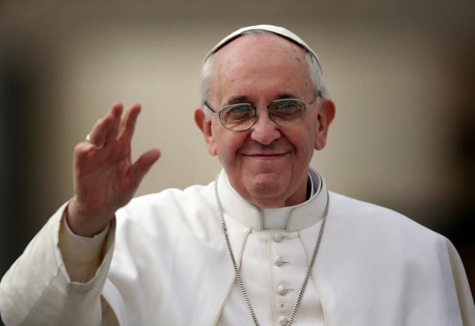 El Papa Francisco lamentó que no sea noticia que duren los matrimonios muchos años