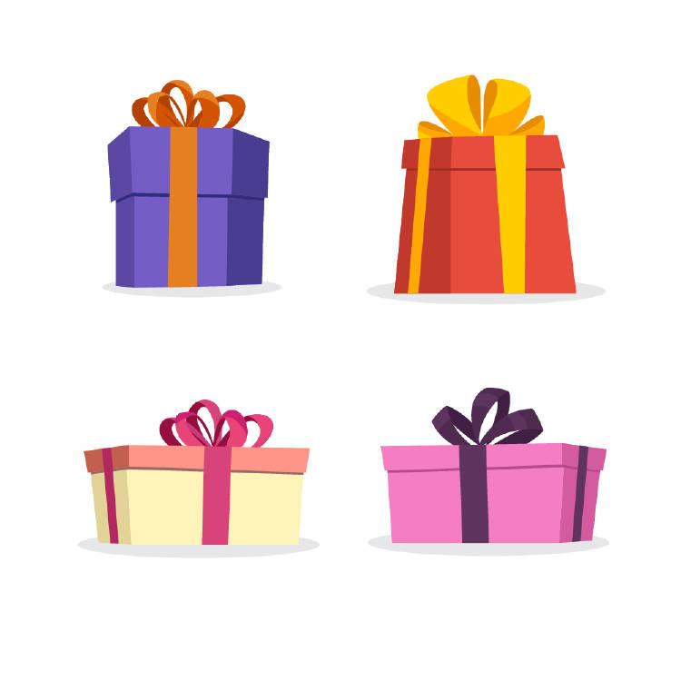 test del regalo