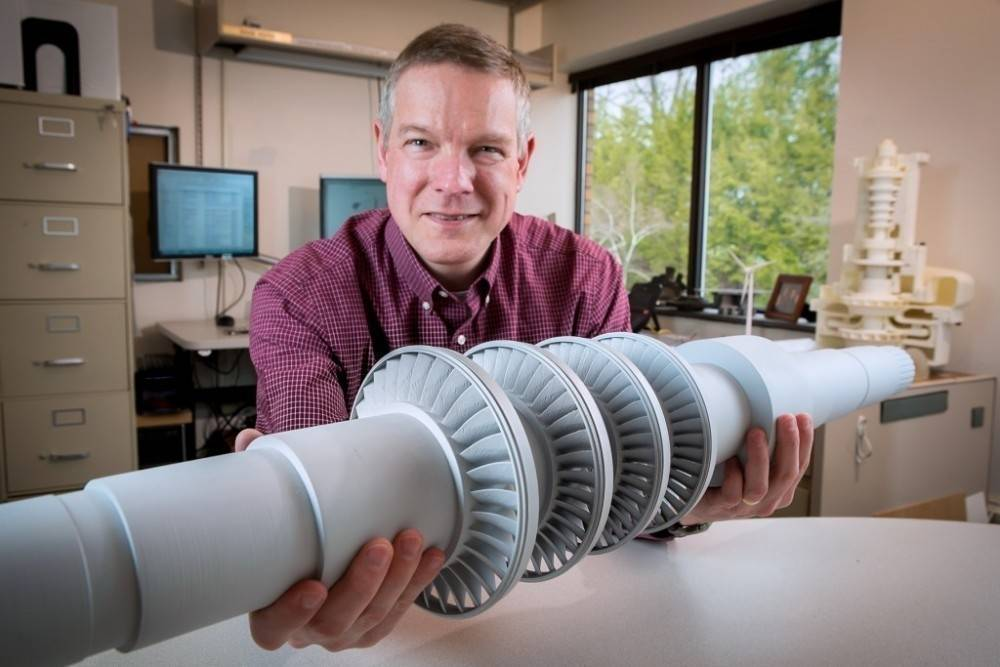 Inventan una turbina del tamaño de un escritorio capaz de dar electricidad a ..