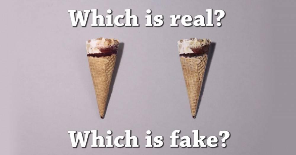 Reto viral: ¿Puedes descubrir el falso en cada uno de estos videos?