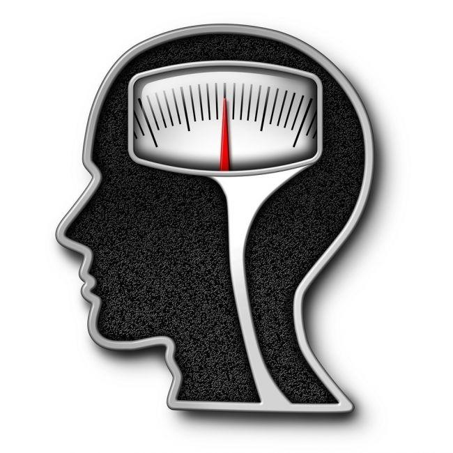 tu cerebro lucha contra tu determinación de perder peso
