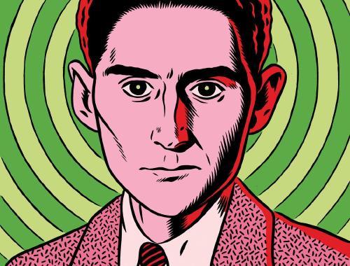 La insólita historia que vivió Franz Kafka un año antes de morir