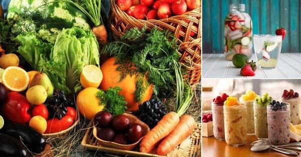 Equilibra y fortalece tu cuerpo con la dieta alcalina