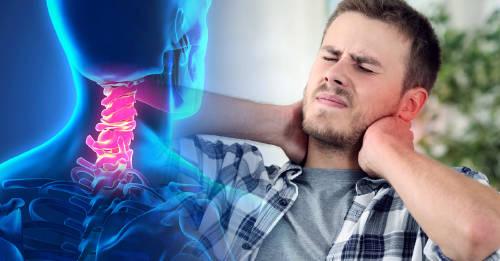 Estos sencillos ejercicios te ayudarán a disminuir el dolor cervical en minutos