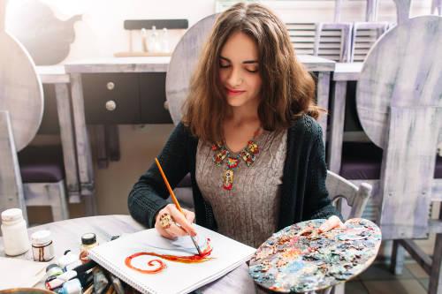 6 cursos de arte que puedes tomar gratis y a distancia