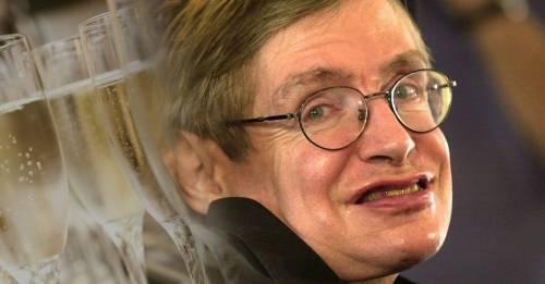 El día en que Stephen Hawking dio una fiesta a la que no llegó ningún invit..