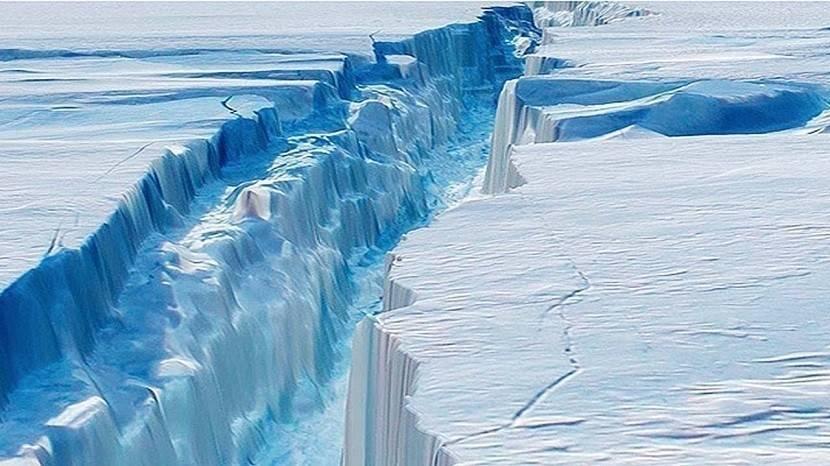Estos son los dos glaciares que podrían definir el futuro del mundo