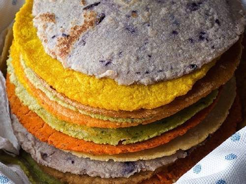 5 originales tortillas saludables