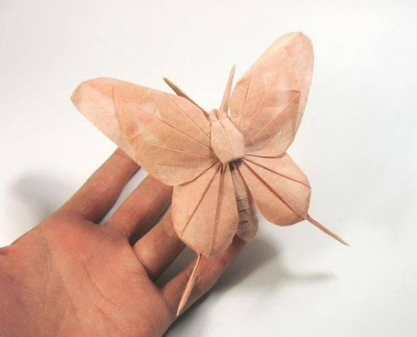 Los increíbles origamis de Nguyen Hùng Cuong