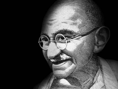 10 frases de Gandhi que te llenarán de inspiración