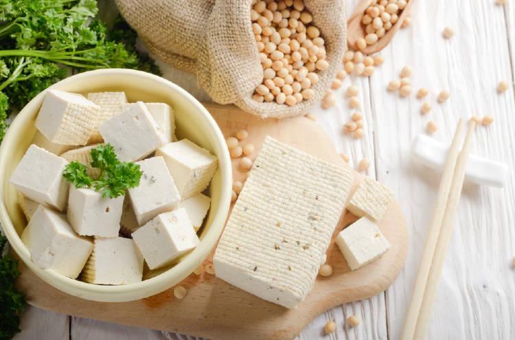 Benficios del tofu