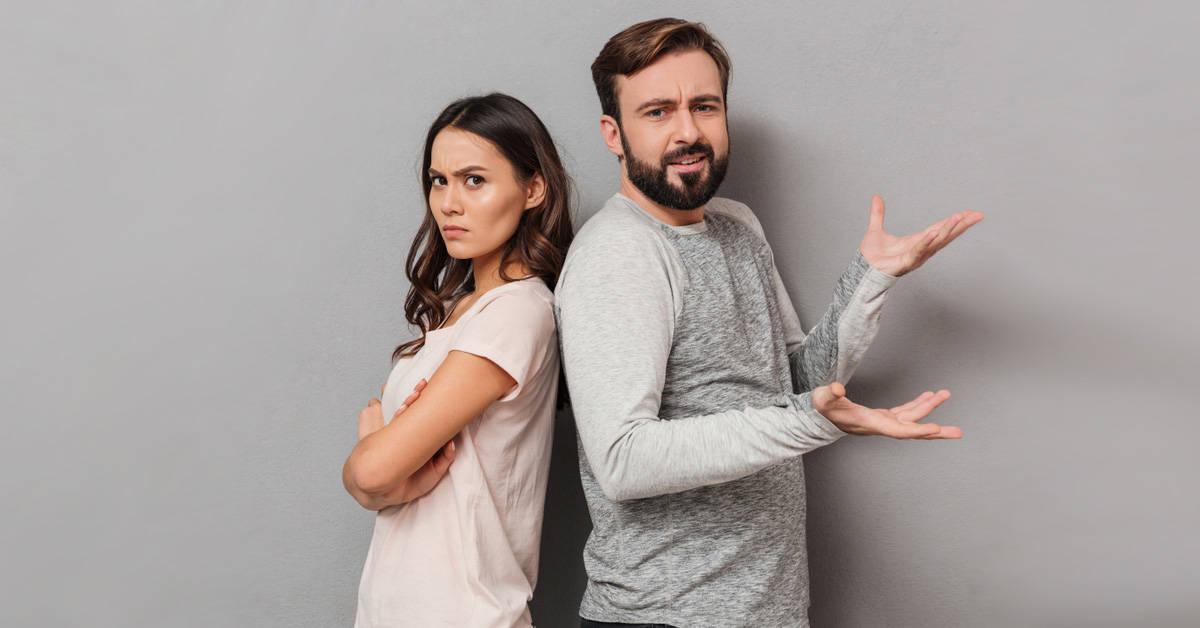 5 actitudes que muestran que tu pareja no es tan sana como creías