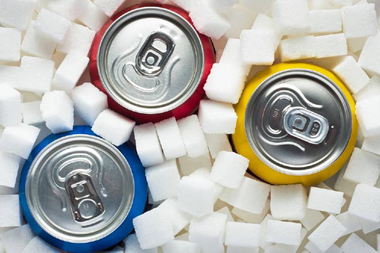 bebidas azucaradas azucar