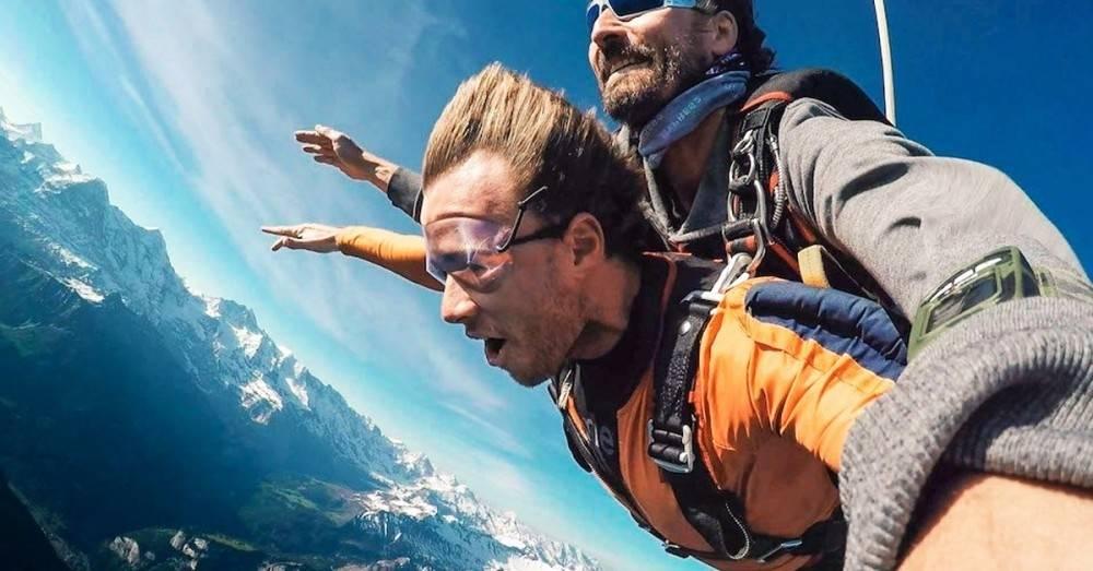 5 deportes extremos que debes intentar una vez en tu vida