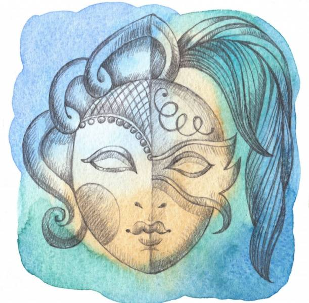 El signo del zodíaco géminos