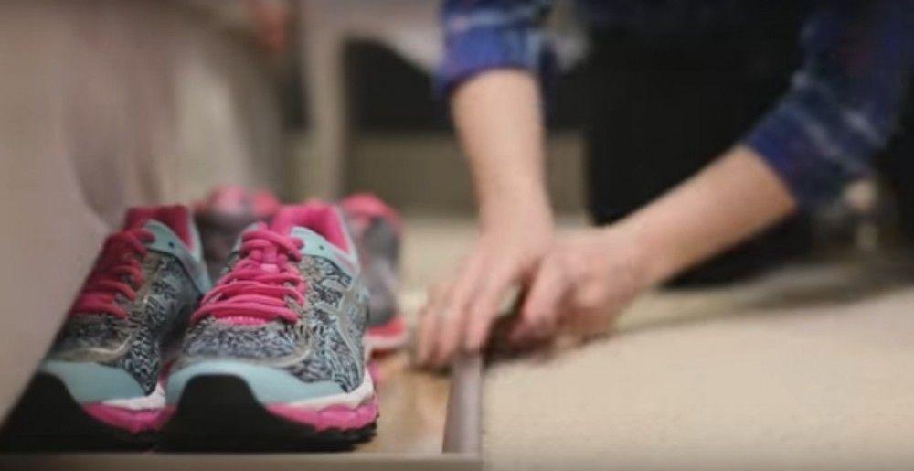 trucos para ordenar zapatos