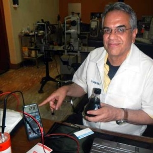 Una batería 'infinita' capaz de generar electricidad