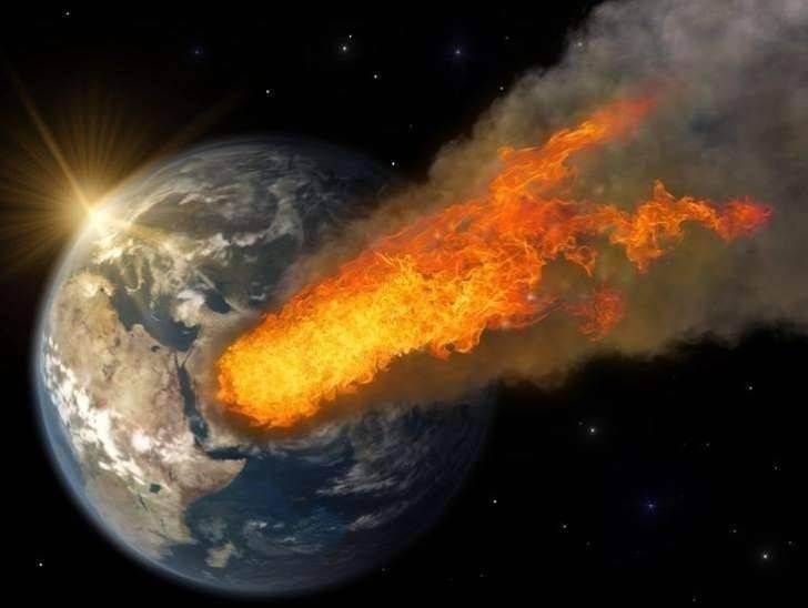 Un asteroide similar al que arrasó con los dinosaurios pasará cerca de la Ti..