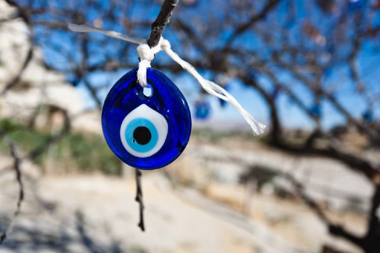 Amuleto contra el mal de ojo