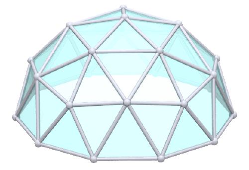 Porqué y cómo construir un domo geodésico